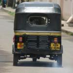 Taxi indiano, il tuk tuk